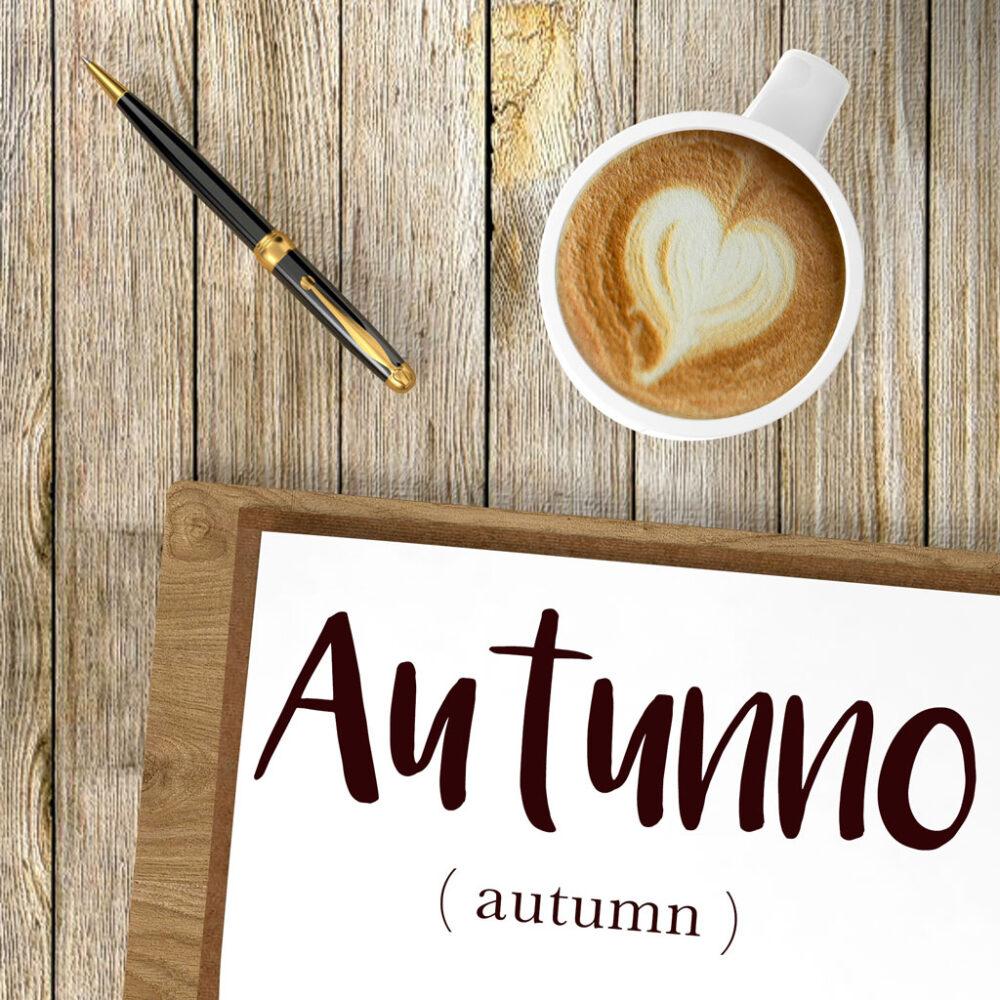 Italian Word of the Day: Autunno (autumn)
