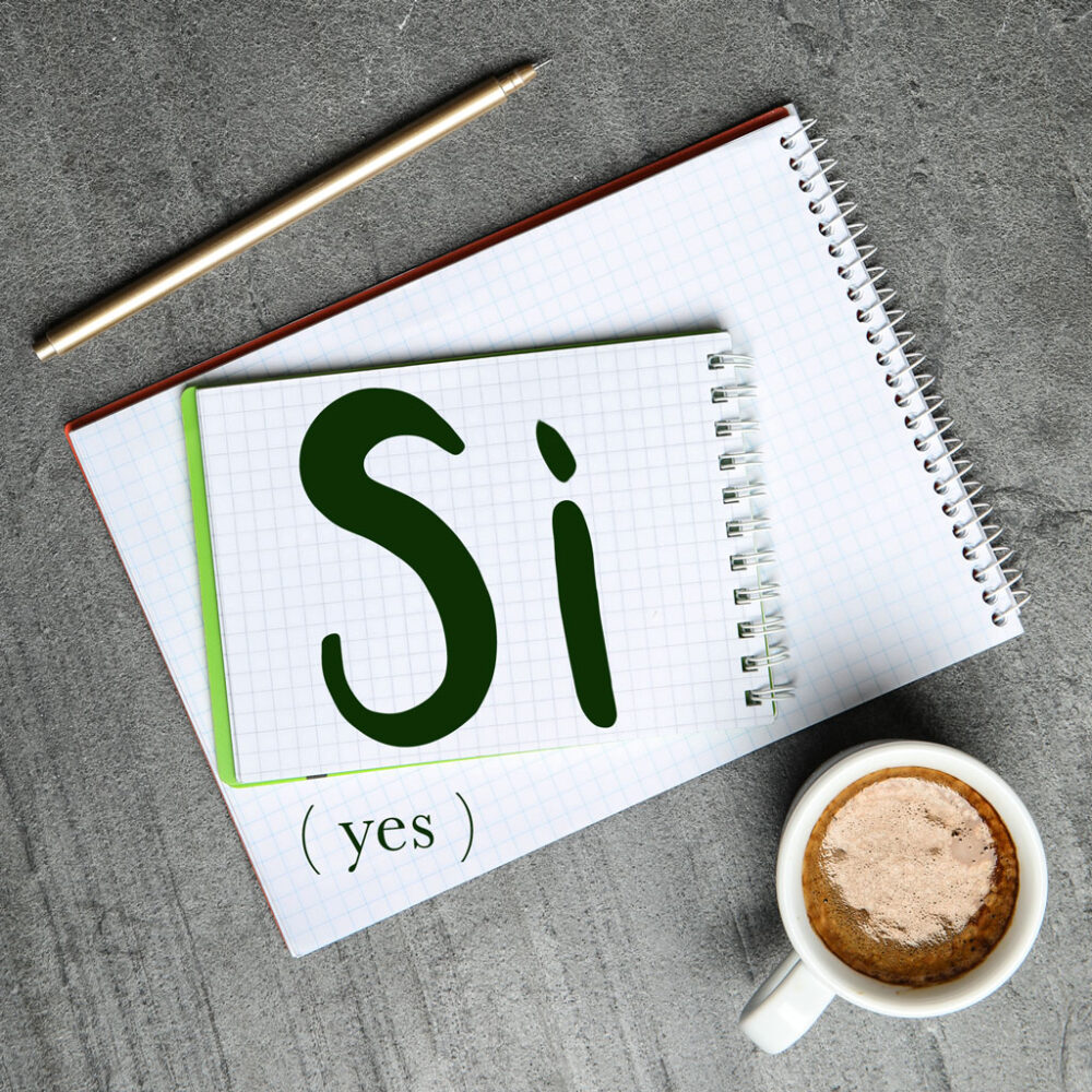 Italian Word of the Day: Sì (yes)