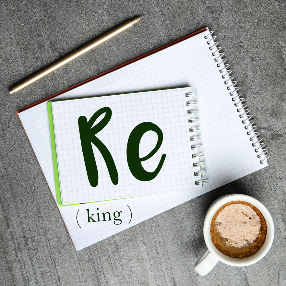 Italian Word of the Day: Re (king)