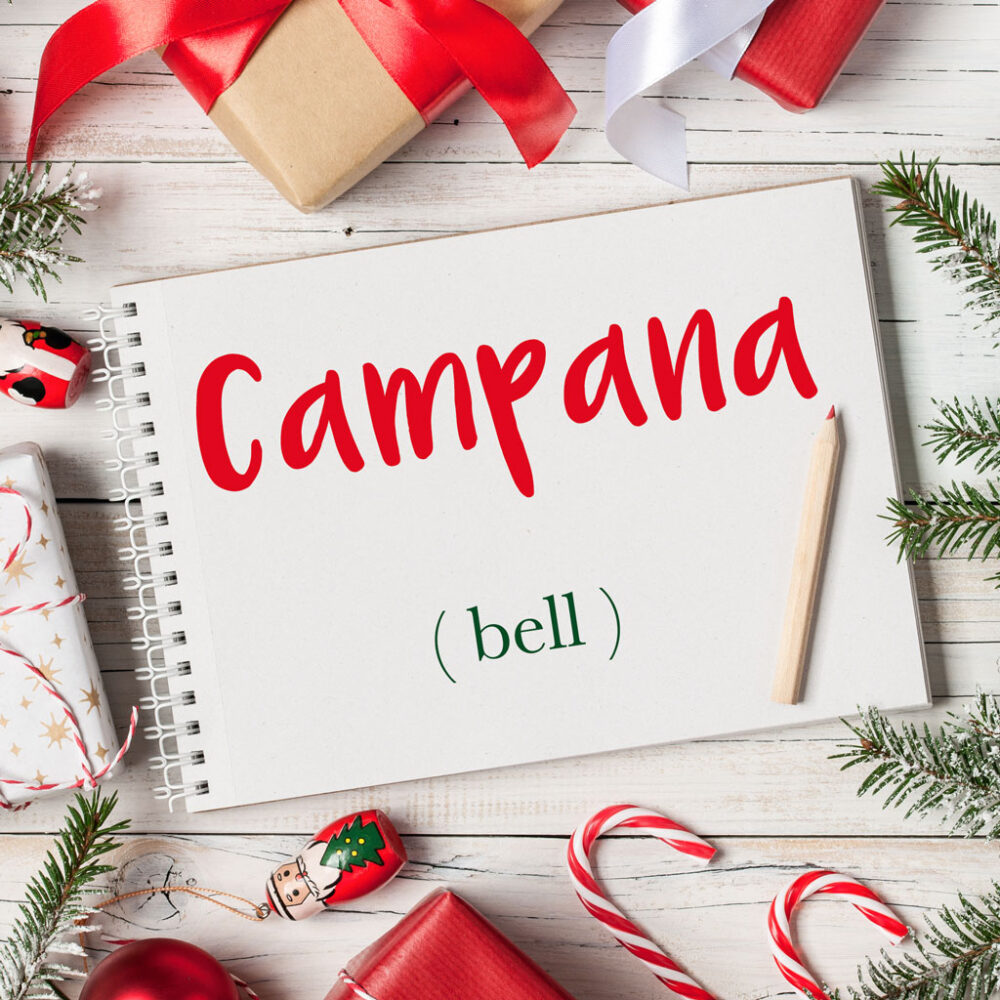 Italian Word of the Day: Campana (bell)