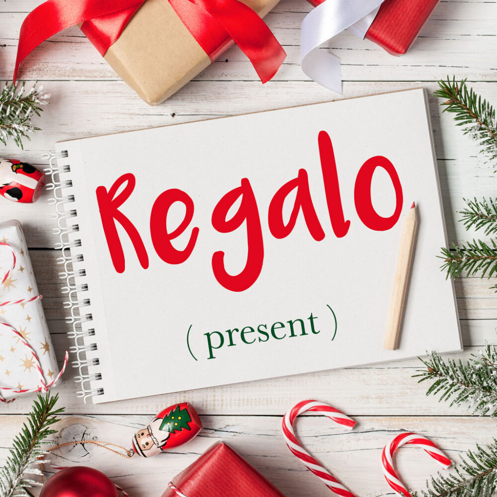 Italian Word of the Day: Regalo (present)