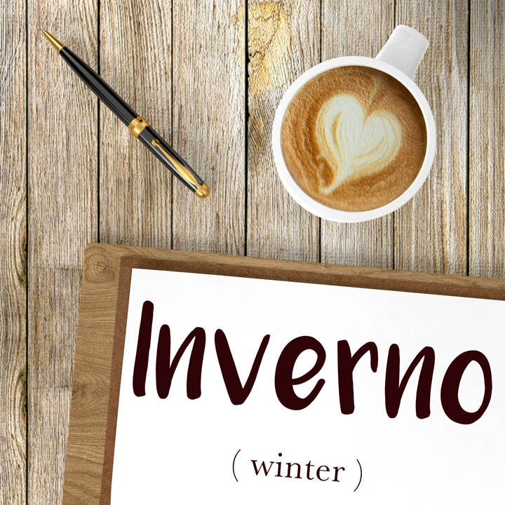 Italian Word of the Day: Inverno (winter)