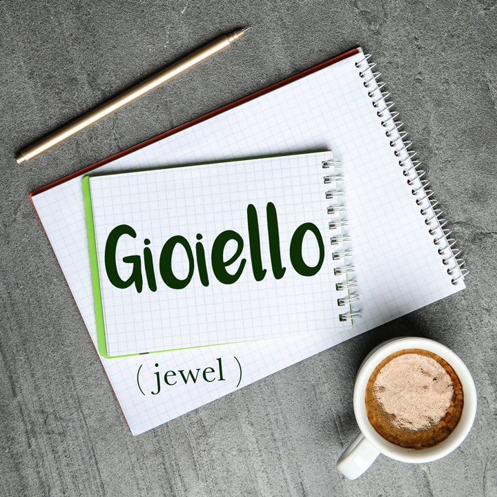 Italian Word of the Day: Gioiello (jewel)