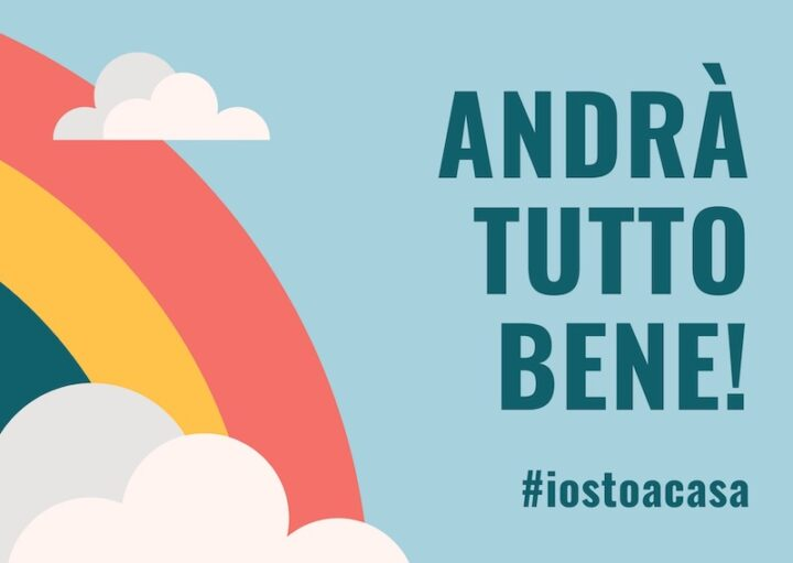 what does andra tutto bene mean italian language
