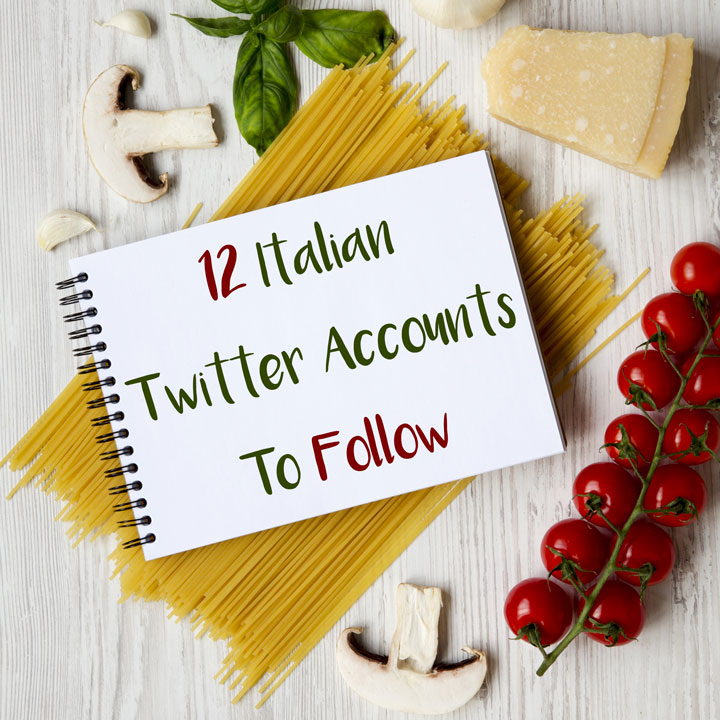 12 Twitter Accounts To Follow If You're Learning Italian