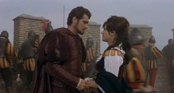 Scene from Il Magnifico Avventuriero