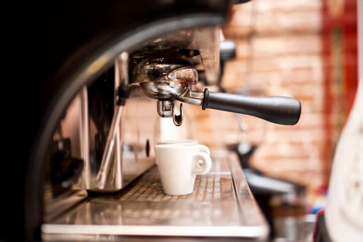 bar coffee machine